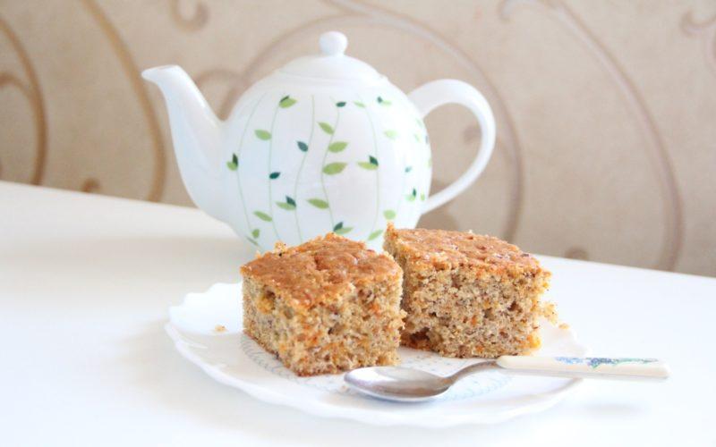 RECEPT: Mrkvový koláč pro děti