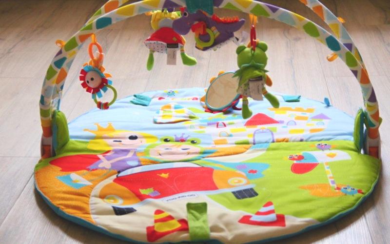 Yookidoo – hrací deka s hrazdou