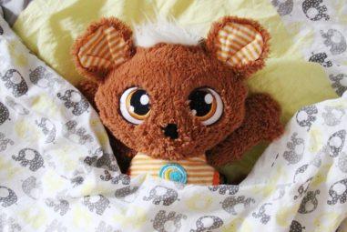 Nejkouzelnější plyšová hračka na spaní: Hajánek