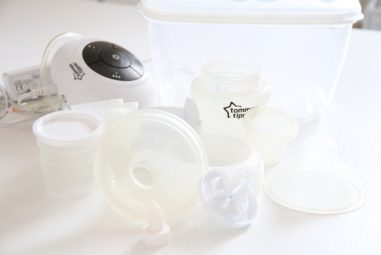 Elektrická odsávačka mateřského mléka C2N: Tommee Tippee