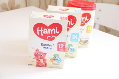 Zkušenost s mlékem Hami
