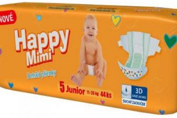 Pleny Happy Mimi Standard a Happy Mimi Premium (2016)