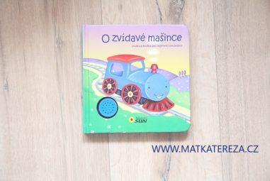 O zvídavé mašince: zvuková knížka pro nejmenší strojvůdce