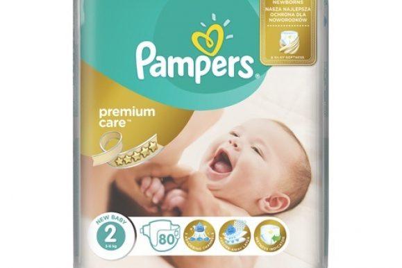Pleny Pampers Premium Care (2016)